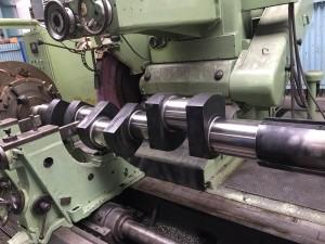 17 - KH kompresor - broušení